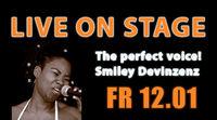 Smiley live + Girlsheaven