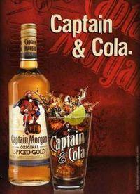 Gruppenavatar von Wie? Cola kann man auch ohne Captain Morgan trinken?