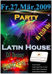 Latin House@Rincón Latino