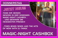 Magic Cash Box@Magic Night