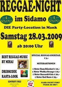 Reggae-night@Cafe Sidamo Mank