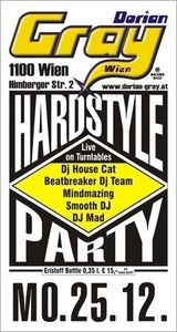 Hardstyle Party@Dorian-Gray