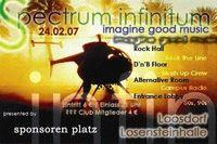 spectrum infinitum | i.Events@Losensteinhalle