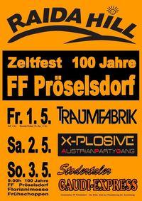 Raida Hill / Zeltfest Pröselsdorf@Festzelt
