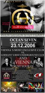 Wien gegen Stuttgart@Club Hochriegl