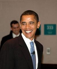"Gruppenavatar von Obama:""Yes we can"" Barack is the best President"