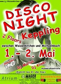 Gruppenavatar von Kepplinger Disco Night 2009