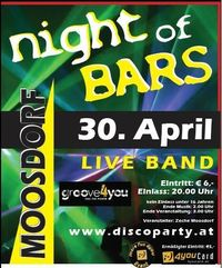 Night of Bars@Halle Mangelberger