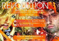 Revolution08: Easter Clubbing