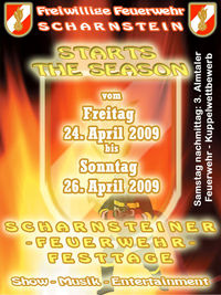 6. Scharnsteiner Feuerwehrfesttage@Sportplatz Hauptschule