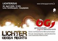 LICHTER GEGEN RECHTS - 30.04.2009