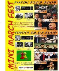 Mini March Fest@Dom Kultúry