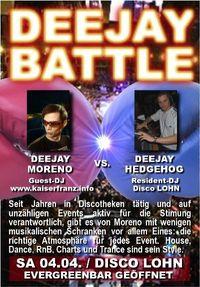 Deejay Battle@Disco Lohn