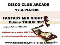 Fantasy Mix Night@Arcade Disco