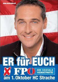 Gruppenavatar von Österreich ist ein Königreich, die Welt liegt nur drumherum...Wie Italien um Rom liegt!!! HC ist unser König!!!