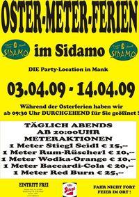 Oster-Meter-Ferien@Cafe Sidamo Mank