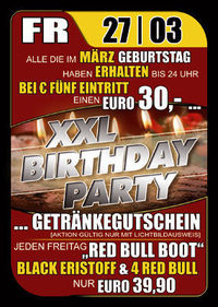 XXL Birthday Party@Ballegro