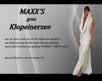 Maxx´s goes Klopeinersee@Maxx´s