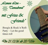 Lemon Live Tanzabend@Lemon.Bar.Cafe