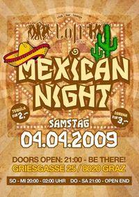 Mexican Night@Loft Graz