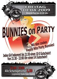 Bunnies on Party