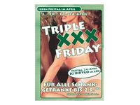 Triple XXX Friday@GEO
