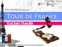 Tour de France - Franzosendisko@LUI/Mensakeller/JKU