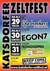 Gruppenavatar von 3 Tage wach @ Katsdorfer Zeltfest