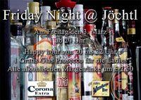 Friday Night@Cafe Konditorei Jöchtl