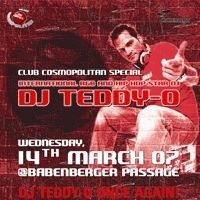 Teddy-O once again!@Babenberger Passage
