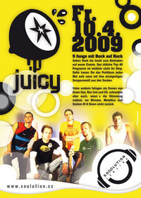 Juicy life@Soulution