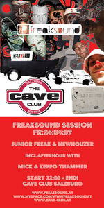 Freaksound Session@Cave Club