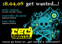 Get Wasted…!@Red Rooster