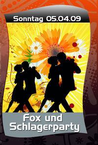 Fox und Schlagerparty@Hohenhaus Tenne