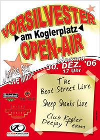 Vorsilvester Open Air@Kogler Parkplatz