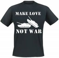 Make Love not WAR!!!!!