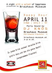 Happy Hour@Brauhaus Museum