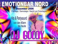 Hits & Partysound by DJ Goody@Emotionbar Nord