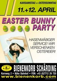 Easter Bunny Party@Bienenkorb Ried