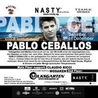 NASTY. Special with Pablo Ceballos
