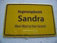 Gruppenavatar von Regierungsbezirk SANDRA - Mein Wort ist hier Gesetz!