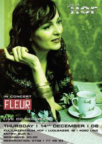 Fleur - Live im Hof@Kulturzentrum HOF