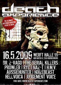 Death Experience@Werft - Halle 5