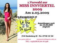 """""""Miss Innviertel Wahl"""" 1 - Vorausscheidung"""