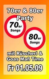 Ü30 Party im La Vie