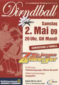 Dirndlball@Gasthaus Mandl