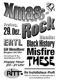 X-mas Rock 2006@Gh. Wendtner