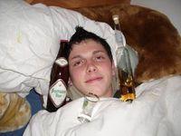 """Schicksalstag! Pöll am Mittwoch, 15.04.09: """"I trink heit koa Bier!"""""""