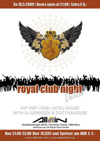 Royal Club Night Deluxe@All iN