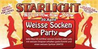 Starlight - Weisse Socken Party